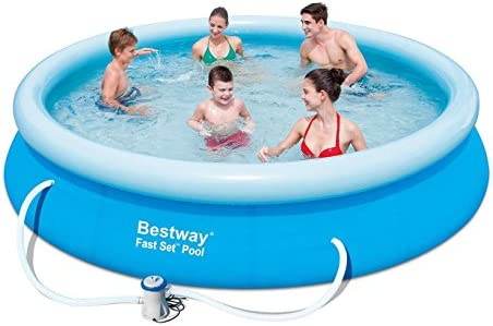 57274 Piscina hinchable Bestway 366 x 76 cm PVC: Amazon.es: Jardín