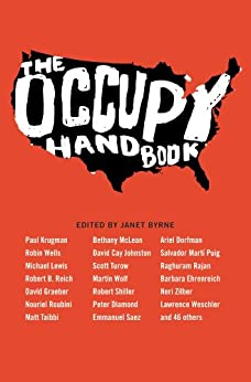 The Occupy Handbook by [Byrne, Janet]