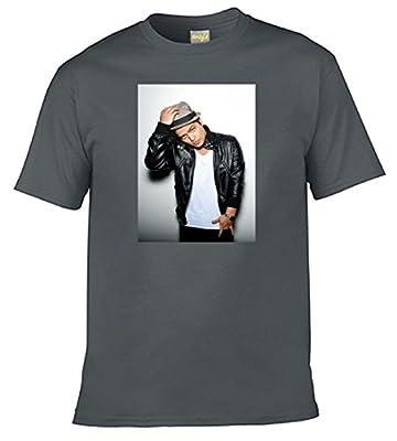 ALVA DIY tshirt Men's T-shirts Bruno Mars