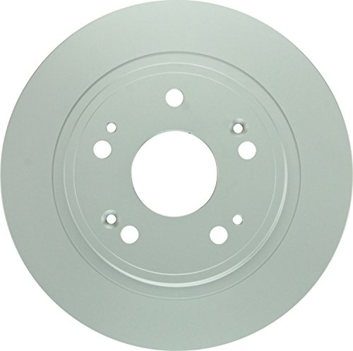 Accord Rear Honda Drivers (Bosch 26011451 QuietCast Premium Disc Brake Rotor For: Acura  ILX, TSX; Honda Accord, Rear)