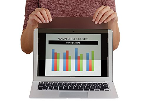 MacBook Privacy Screen Filters Anti-Glare (13 Inch MacBook Air (APNAP002) by Akamai Office Products (Image #4)