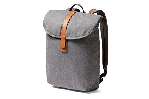 Bellroy Slim Backpack (16 liters, 15'' laptop)-MidGrey by Bellroy