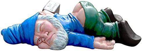 Detrade Figurine de Nain de Ja…