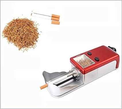 Amazon.com: CHENGL máquina eléctrica de cigarrillos, máquina ...