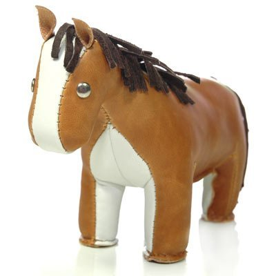 Mini Horse Paper Weight/Bookend by Streamline