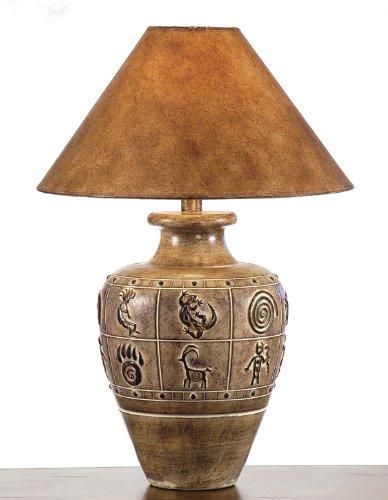 (Anthony California Southwest Table Lamp 29