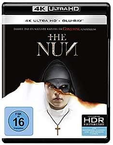 The Nun (4K Ultra HD + Blu-ray) (2 Discs), 1 UHD-Blu-ray + 1 Blu-ray