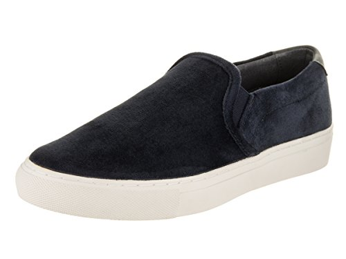 Skechers Women's Velveteen Navy Casual Shoe 9.5 Women US -  49933_NVY