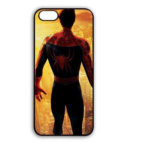 Coque,Custom Girly US Hero Spiderman Plastic Hard Case Covers for Coque iphone 7 4.7 pouce