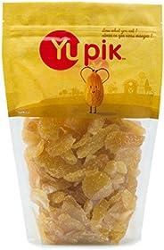 Yupik Crystallized Ginger Slices, Candied Fruit 1Kg
