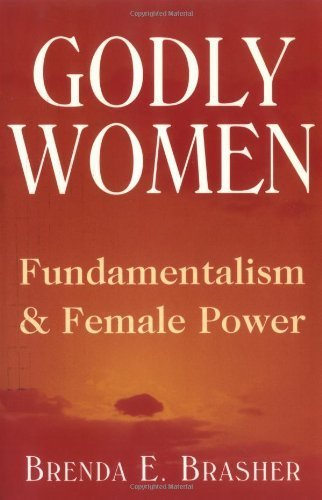 Godly Women by Brenda E. Brasher (1997-11-01)