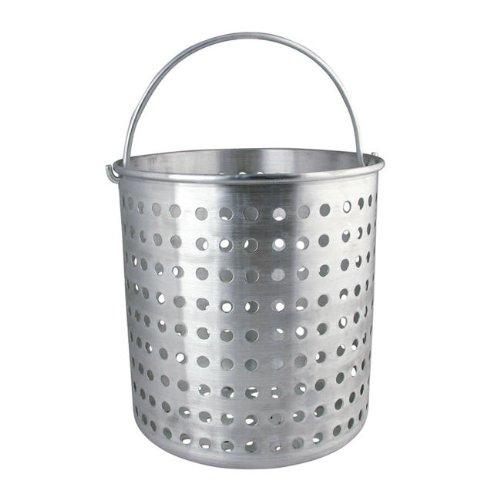 Challenger BAS60 Steamer Basket, 60-Quart, Silver (60 Quart Steamer Basket)