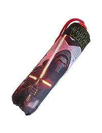 Umbrella child 'Star Wars'dark gray - 23 cm (9.06'') , diameter 89 cm (35.04'').