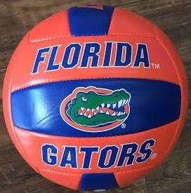 Florida Gator Official Sized Volleyball