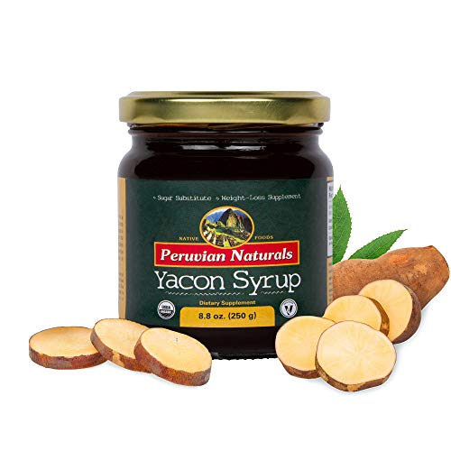 Yacon Syrup Organic All-Natural