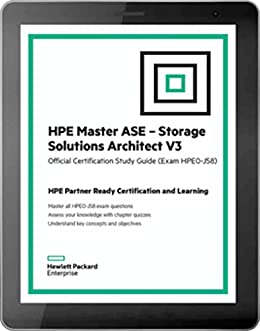 Array - hpe master ase   storage solutions architect v3  hpe0 j58   official      rh   amazon com