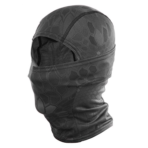 Camouflage Motorcycle Helmet - 5