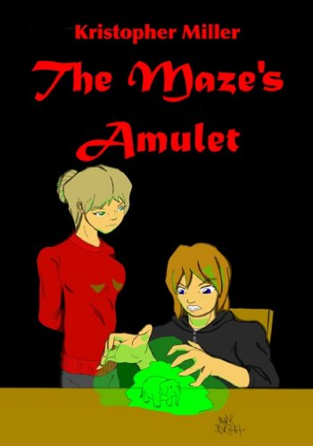 The Maze's Amulet (Magepunk Chronicles Book 1) by [Miller, Kristopher]