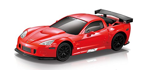 (Braha Corvette C6.R, 124 R/C Car, Red)