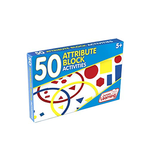 Junior Learning 50 Attribute Block