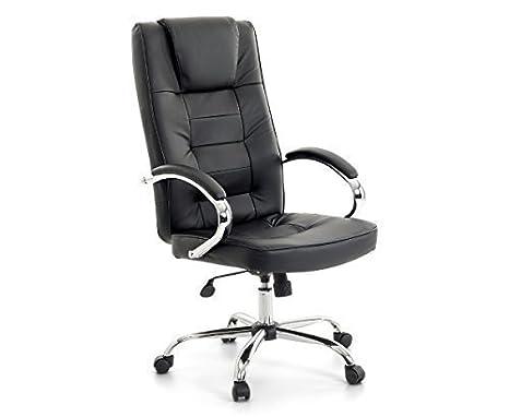 Sedie Da Ufficio In Pelle : Pelle poltrona direzionale sedia massaggio san diego poltrona con