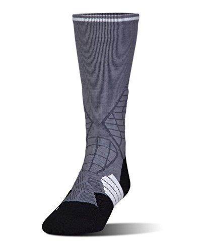 Under Armour Mens Football Crew Socks Single Pair