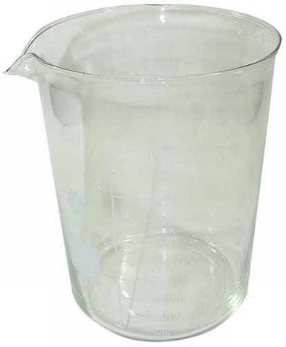 Budget 1000ML Heat Resistant Glass Borosilicate Beaker For Classroom or -