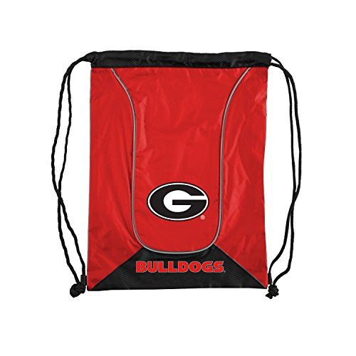 The Northwest Company Officially Licensed NCAA Georgia Bulldogs Doubleheader Backsack (Georgia Bulldogs Ncaa Drawstring)