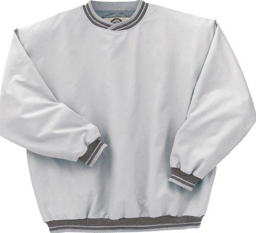 North End Mens MICRO Plus Windshirt with Teflon. 88011 - XX-Large - Silver Ice