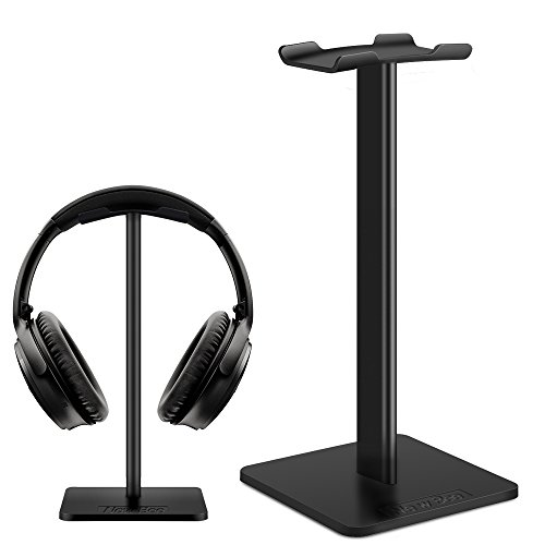 Headphone Stand Headset Holder- Gaming Headset Holder with A