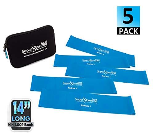 Shape Super (Super Exercise Band 5 Pack 14