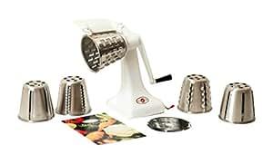 Health Craft 793573046314-WHT Kitchen Machine Food Chopper