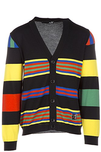 Love Moschino cardigan pull homme noir