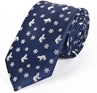 ADream Snowflake Jacquard Tie Corbata de Hombre Cotton Tie Ocasión ...