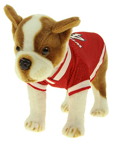 (NCAA WISCONSIN BADGERS DOG Jersey, X-Small)