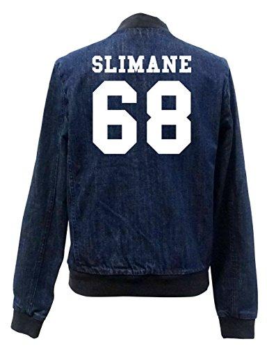 Jeans Chaqueta Slimane Freak Bomber 68 Certified Girls YqRSxA6Cw