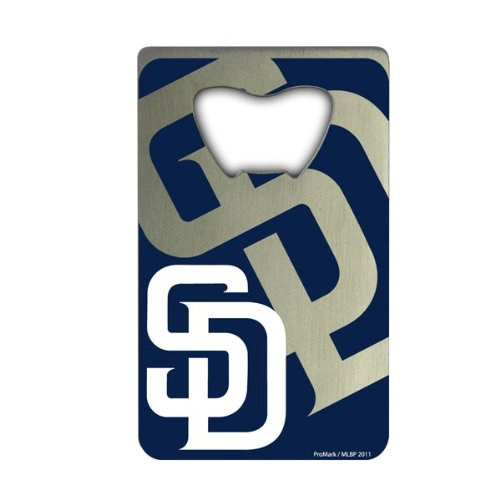 MLB San Diego Padres Credit Card Style Bottle Opener