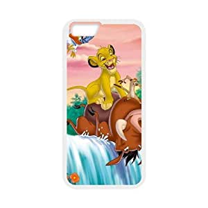 iphone6 4.7 inch phone cases White Disneys The Lion King cell phone cases Beautiful gifts NYTR4629025