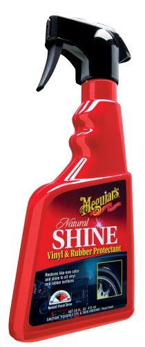 Meguiar's Natural Shine Vinyl Rubber Protectant