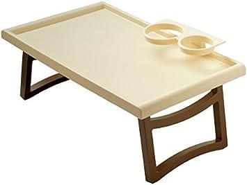 Plastia Servir Mesa Mesa Cama Mesa para Cuidado Cama Laptop Mesa ...