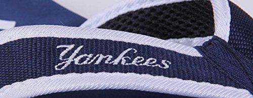 Vrolijke Voeten Heren En Dames New York Yankees Contouren Flip-flops