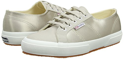 Superga Women''s beige 2750 Satinw Trainers Beige rrR6Twq