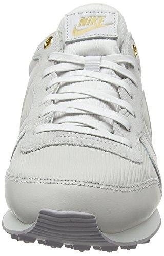 blanc 013 De Femme Internationalist Sommet Chaussures gris Gris gris Premium Nike Vaste Running Vaste W a56YxwnIv