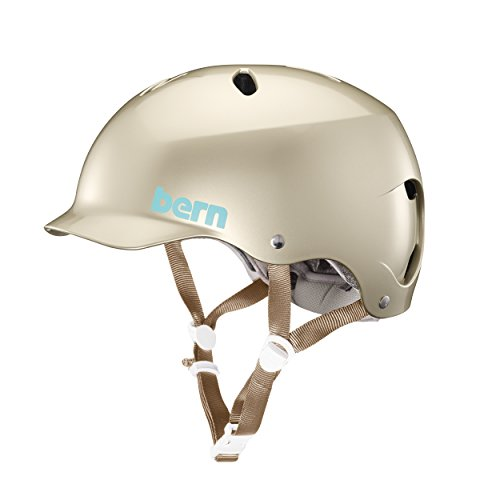 Bern Unlimited Lenox EPS Helmet (Satin Champagne, Small) Review