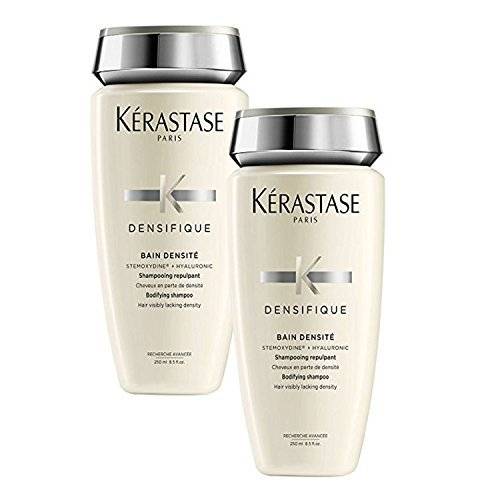 - Bundle - 2 Items : Kerastase Densifique Bain Densite, 8.5 Ounce (Pack of 2)