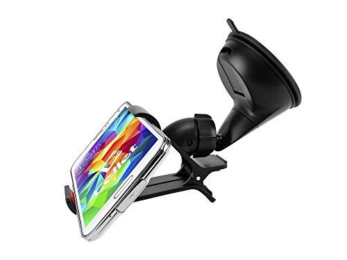 CyonGear Car Windshield Dashboard Phone Holder- for iPhone X