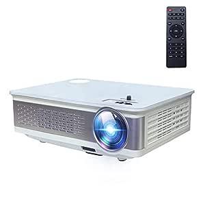 Mini proyector Z720 5.8 Pulgadas Panel de Pantalla LCD Individual ...