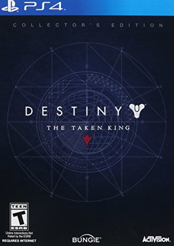 Destiny The Taken King Collector's Edition Playstation 4 PS4