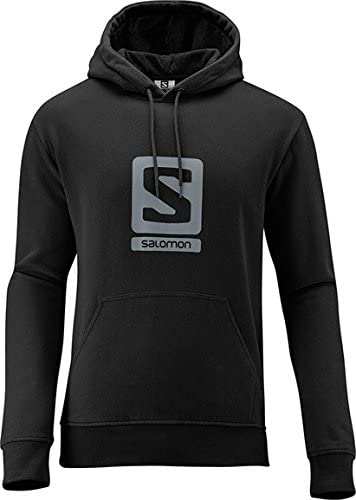 Salomon Sweat /à Capuche Homme Vert Green Gables Taille XL SHIFT HOODIE M LC1408700 Coton//Elasthanne