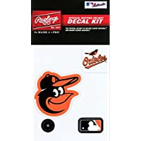 Rawlings Sporting Goods MLBDC Kit de calcomanías